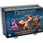 Descent - Stewards of the Secret Hero and Monster Collection
