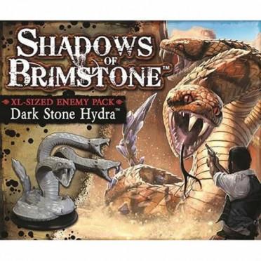 Shadows of Brimstone - Dark Stone Hydra XL Enemy Pack Expansion