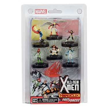Heroclix - Marvel All New X Men : Fast Forces Pack