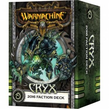 Cryx - Deck de Faction 2016