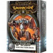 Convergence de Cyriss - Deck de Faction 2016