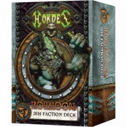 Hordes - Trollbloods - Deck de Faction 2016