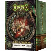 Cercle Orboros - Deck de Faction 2016