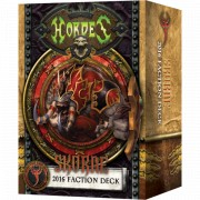 Skorne - Deck de Faction 2016