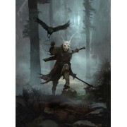 Symbaroum - Illustration 80x60 : La Rencontre