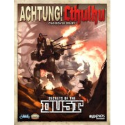 Achtung! Cthulhu - Crossover Series : Secrets Of The Dust
