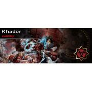 Khador - Deck de Faction 2016 Bilingue