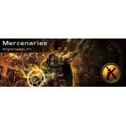 Mercenaires - Deck de Faction 2016 Bilingue