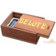 Coffret Belote Sipo