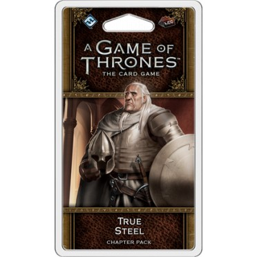 A Game of Thrones: The Card Game - True Steel