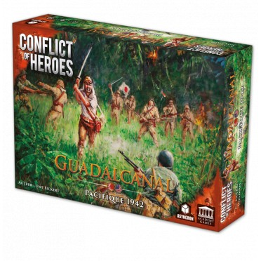 Conflict of Heroes - Guadalcanal VF