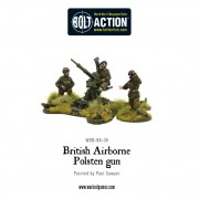 Bolt Action - British Airborne - Polsten Gun