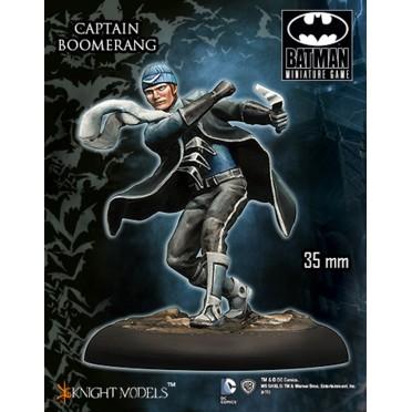 Batman - Captain Boomerang