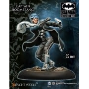 Batman - Captain Boomerang
