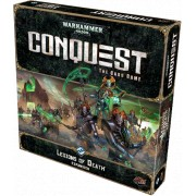 Warhammer 40,000 Conquest The Card Game : The Legions of Death Deluxe Expansion