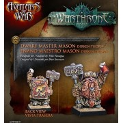 Avatar of War - Dwarf Master Mason