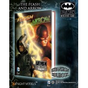 Batman - The Flash and the Arrow (Anglais)