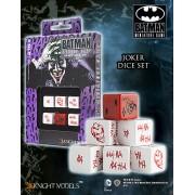 Batman - Joker Dice Set