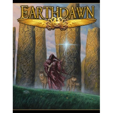 Earthdawn 4th Edition - Gamemaster's Screen and Booklet