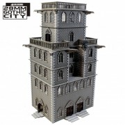 Gothic City - North Point Tower