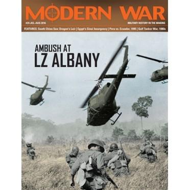 Modern War #24 - LZ Albany