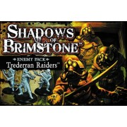 Shadows of Brimstone - Trederran Raiders Enemy Pack