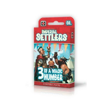 Imperial Settlers : 3 is a Magic Number