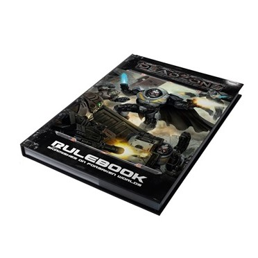 Deadzone 2nd Edition - Rulebook (Hardback)