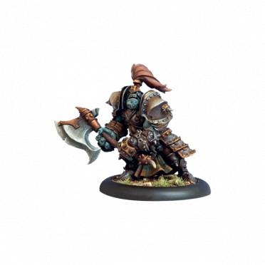 Hordes - Trollkin Champion Hero