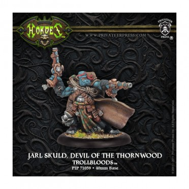 Hordes - Jarl Skuld, Devil of the Thornwood