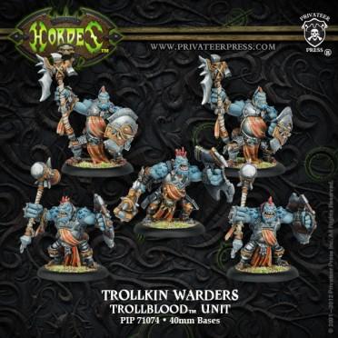 Hordes - Trollkin Warders