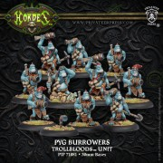 Hordes - Pyg Burrowers pas cher