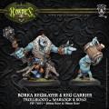 Hordes - Borka Kegslayer & Keg Carrier 0