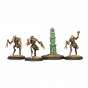 Hordes - Sentry Stone & Mannikins pas cher