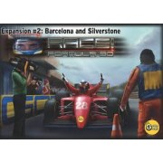 Race ! Formula 90 - Expansion 2 - Barcelona and Silverstone