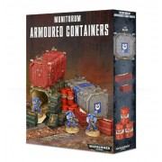 W40K : Décors - Munitorum Armoured Containers