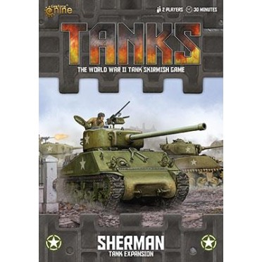 Tanks - US Sherman Tank Expansion