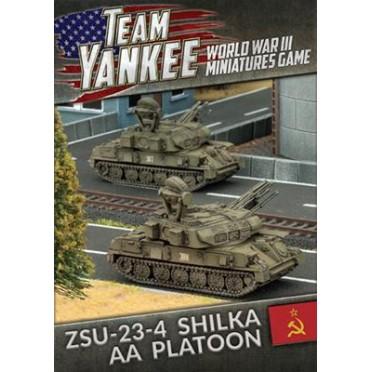 Flames of War - ZSU-23-4 Shilka AA Platoon