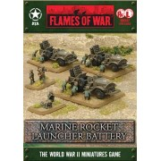 Flames of War - Marine Rocket Launcher Battery