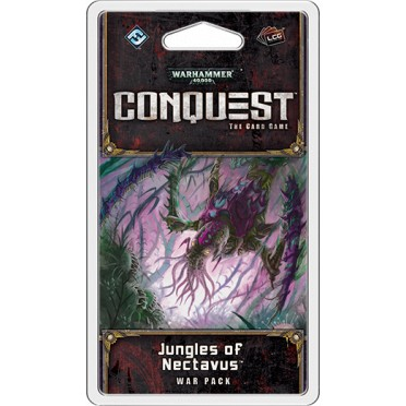 Warhammer 40,000 Conquest The Card Game : Jungles of Nectavus