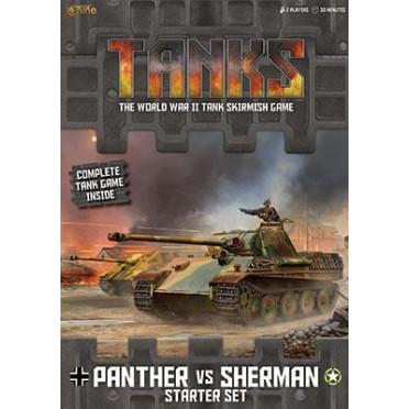 Tanks - Panther Vs Sherman