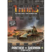 Tanks - Panther Vs Sherman