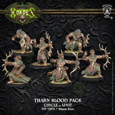 Hordes - Tharn Blood Pack