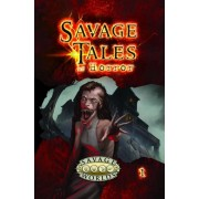 Savage Tales of Horror : Volume 1 Limited Edition