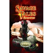 Savage Tales of Horror : Volume 2 Limited Edition