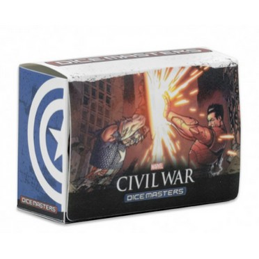 Deckbox - Dice Masters Civil War