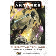 Beyond the Gates of Antares -The Battle for Xilos (Anglais)