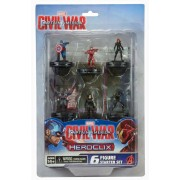 Heroclix : Captain America Civil War Starter Set