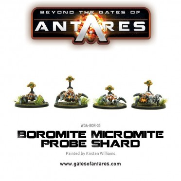 Beyond the Gates of Antares - Boromite Micromite Probe Shard