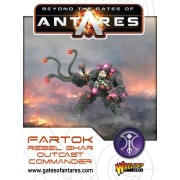 Antares - Fartok, Ghar Outcast Rebels Commander